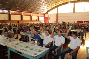 Assembleia da Cresol Marcelino Ramos