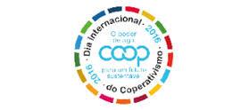 Dia internacional do cooperativismo 2016 logo