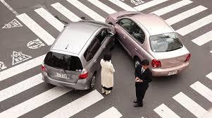 bateu o carro