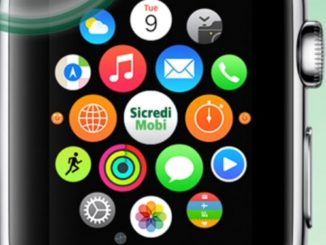 Sicredi Apple Watch