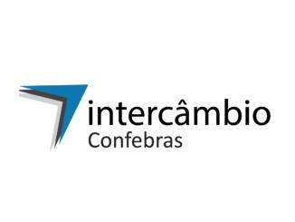 CONFEBRAS logo Intercâmbio 1