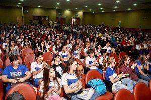 Estudantes de Linhares participaram de concurso de redação