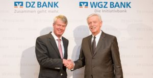 Fusão DZ Bank e WGZ Bank