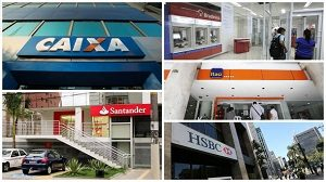 4 maiores bancos