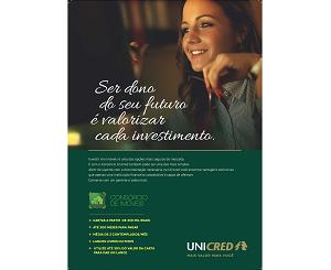 UNICRED CONSORCIO IMOVEIS