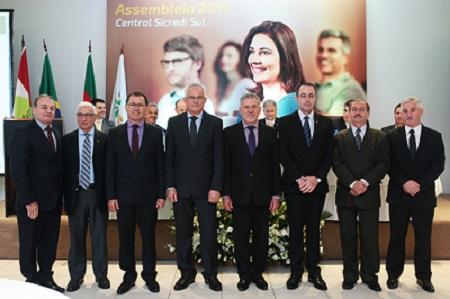 Assembleia Central 2017 eleitos