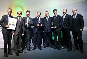 Sicoob Conquista Premio de melhor solução tecnológica